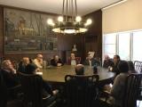 Firma de Acuerdo con Facultad de Arquitectura dará inicio a talleres regionales para Municipios