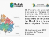Red Nacional de Municipios Turísticos se encontrará en el Municipio de Vergara en diciembre