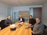 Mesa Ejecutiva se reunió con Prosecretaría de Presidencia de la República